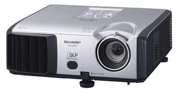 Sharp PG-F262X Projector