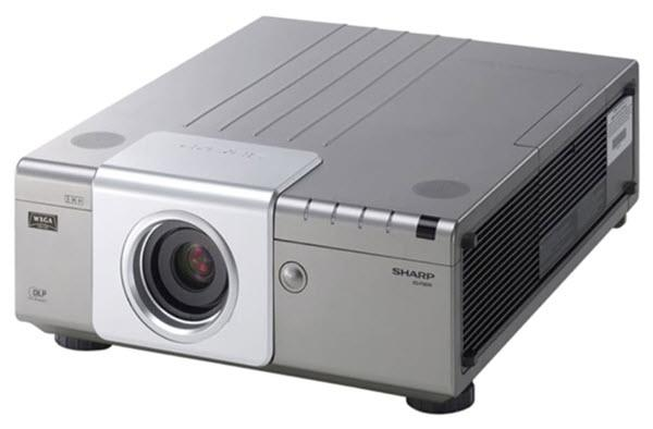 Sharp XG-P560W Projector