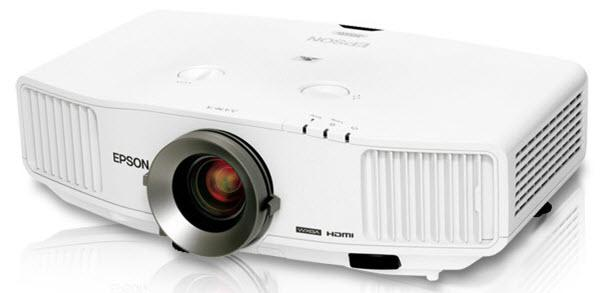 Epson PowerLite Pro G5200WNL Projector