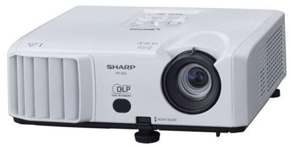 Sharp XR-32S Projector