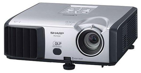 Sharp PG-F317X Projector