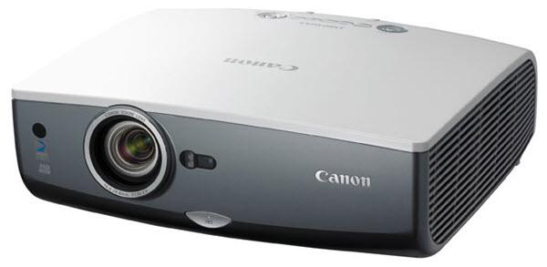 Canon REALiS SX80 Projector