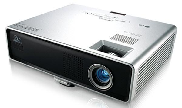 LG DS125 Projector