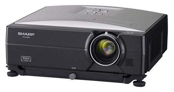 Sharp PG-C355W Projector