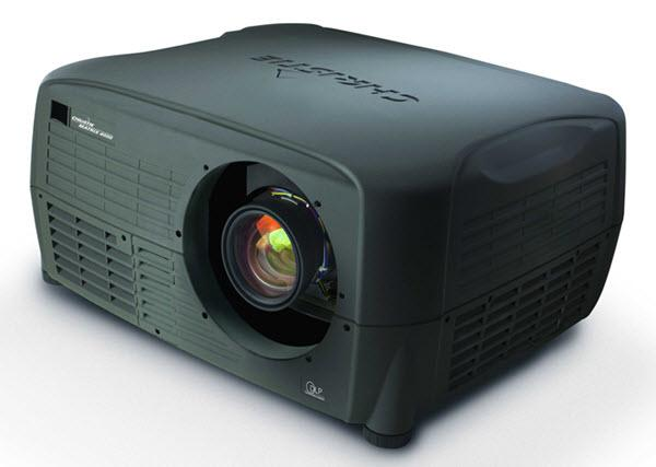 Christie Matrix S+5K Projector