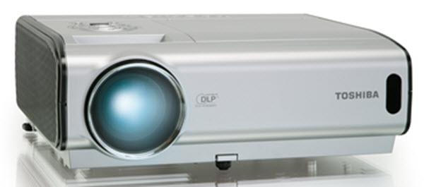 Toshiba t420 Projector