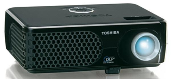 Toshiba sp1 Projector
