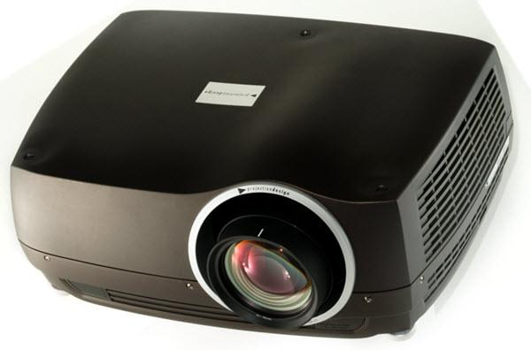 projectiondesign avielo optix Projector