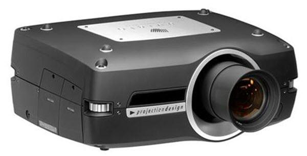 projectiondesign avielo helios Projector