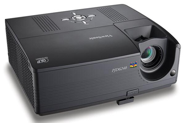 ViewSonic PJD6240 Projector