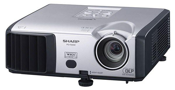 Sharp PG-F255W Projector