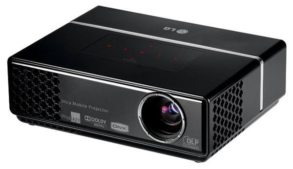 LG HS102 Projector
