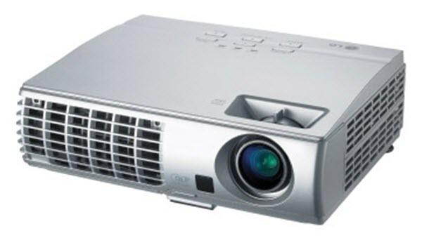 LG DX325 Projector