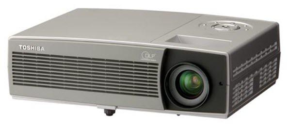 Toshiba t100 Projector