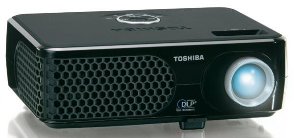 Toshiba xp1 Projector