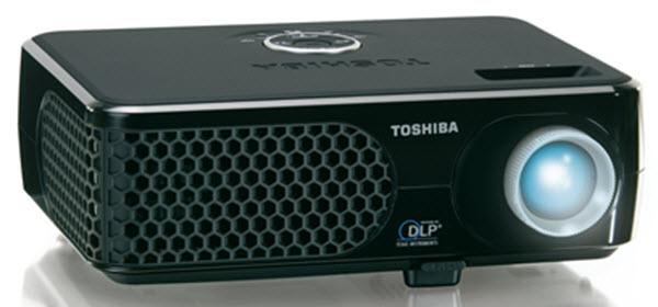 Toshiba xp2 Projector