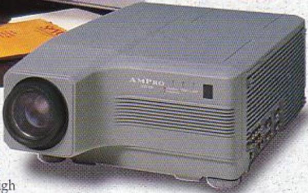 AmPro LCD-150 Projector