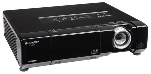 SharpVision XV-Z15000 Projector