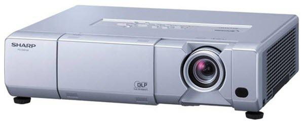Sharp PG-D4010X Projector