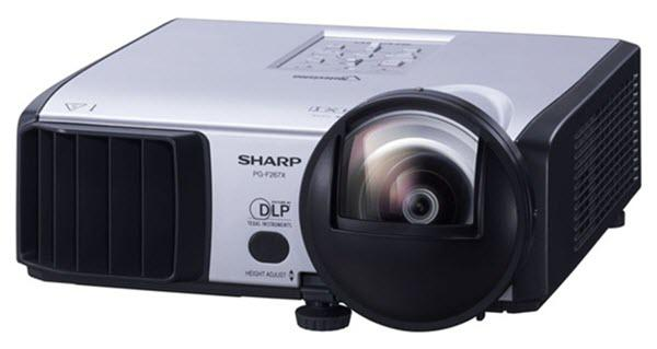 Sharp PG-F267X Projector