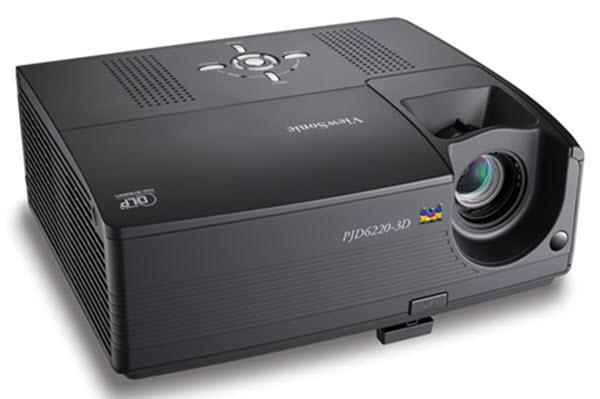ViewSonic PJD6220-3D Projector