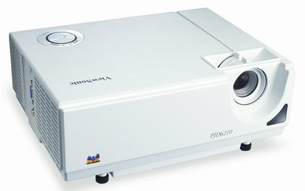 ViewSonic PJD6210-WH Projector