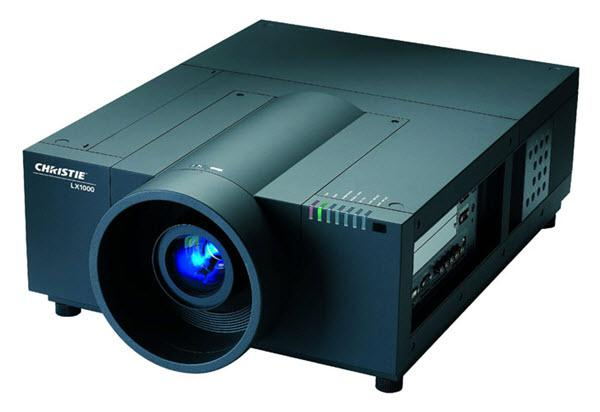 Christie LX1000 Projector