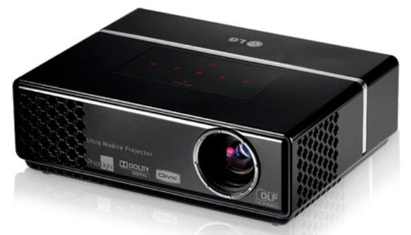 LG HS102G Projector