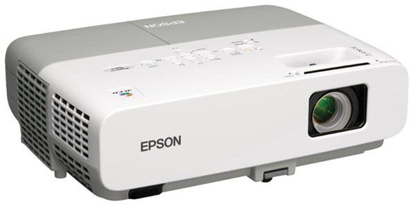 Epson PowerLite 84 Projector