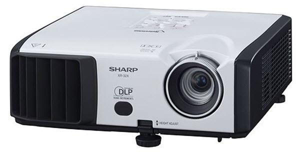 Sharp XR-32X-L Projector