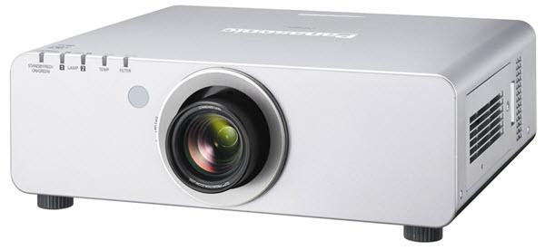 Panasonic PT-DW6300US Projector