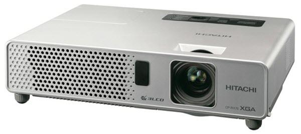 Hitachi CP-RX70 Projector