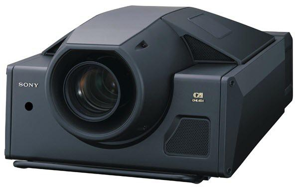 Sony SRX-T105 Projector