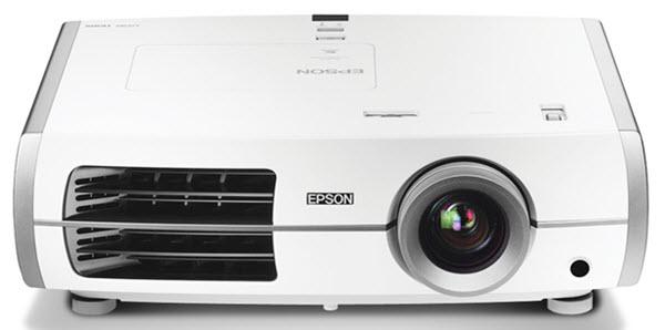 Epson Ensemble HD Home Cinema 6100 Projector