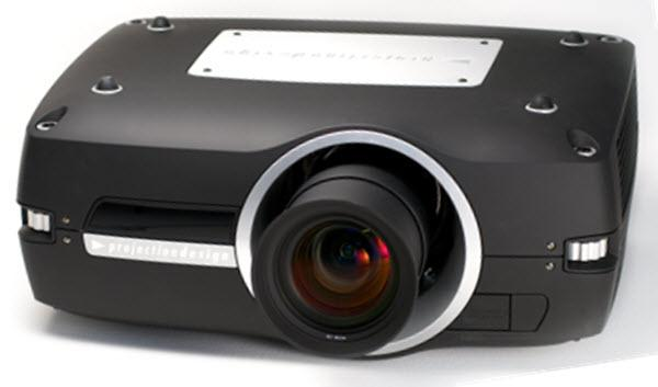 projectiondesign F80 WUXGA Projector