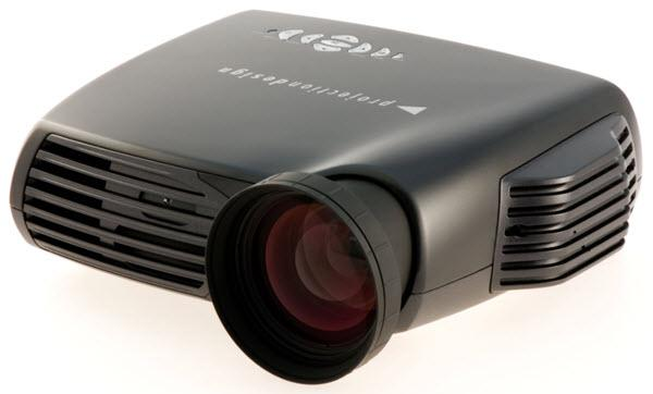 projectiondesign F12 WUXGA Projector
