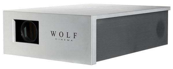 Wolf Cinema DCX-500i Projector