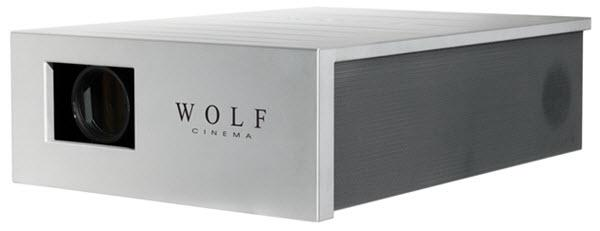 Wolf Cinema DCX-1000FD Projector