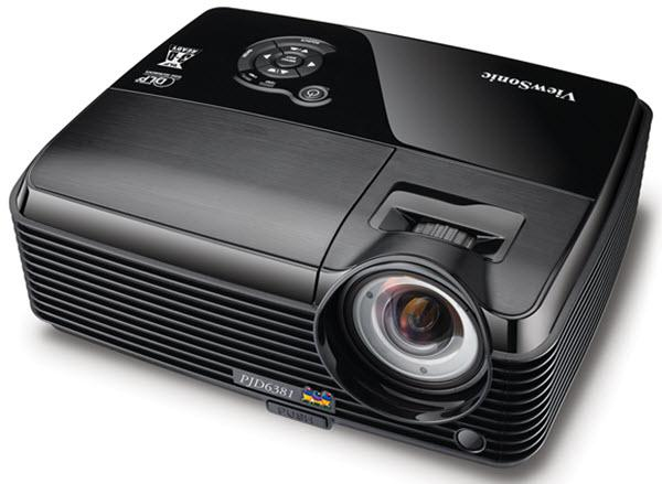 ViewSonic PJD6381 Projector