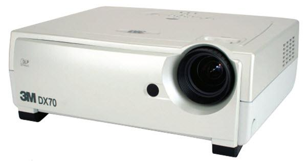 3M DX70DS Projector