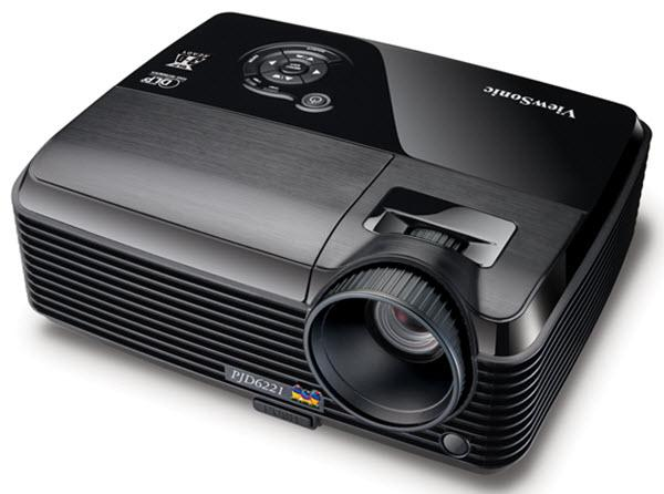 ViewSonic PJD6221 Projector