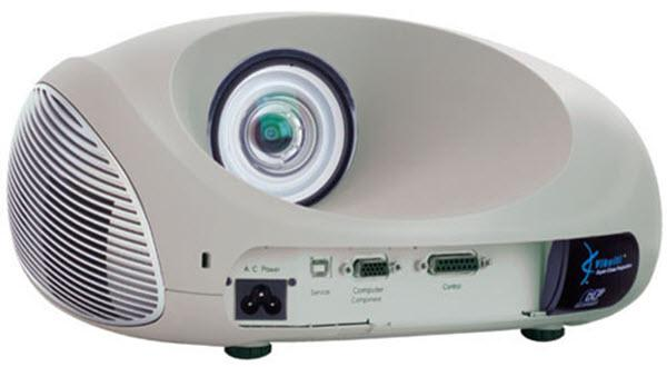 3M Super Close Projection System SCP712.M1 Projector