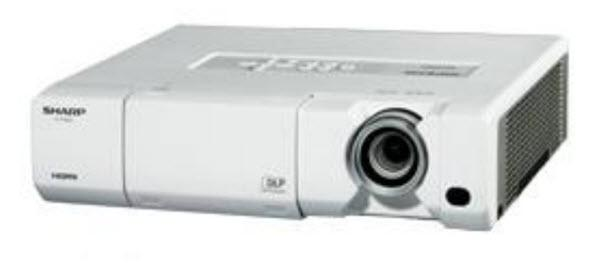 SharpVision XV-Z18000 Projector