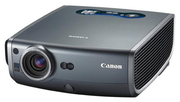 Canon REALiS WUX10 Mark II D Projector