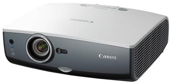 Canon REALiS SX80 Mark II D Projector