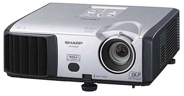 Sharp PG-F325W Projector