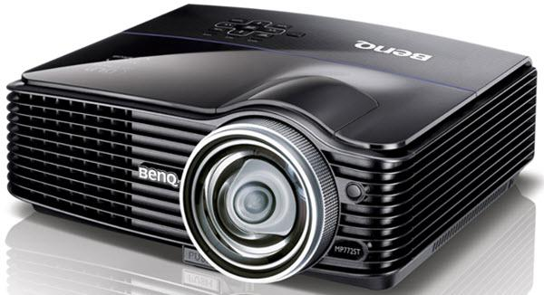 BenQ MP772 ST Projector