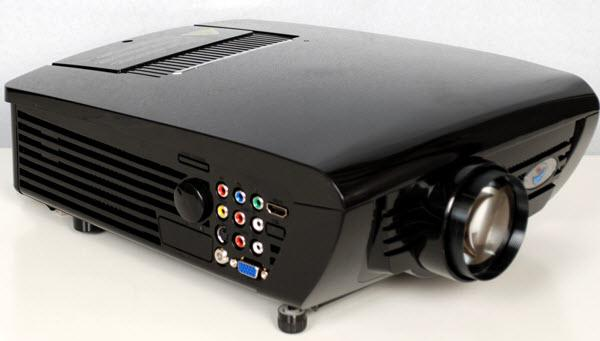 Digital Galaxy Dream Land DG-737 Projector