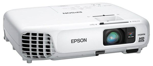 Epson PowerLite Home Cinema 705HD Projector
