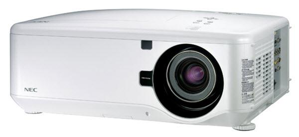 NEC NP4100W-10ZL Projector